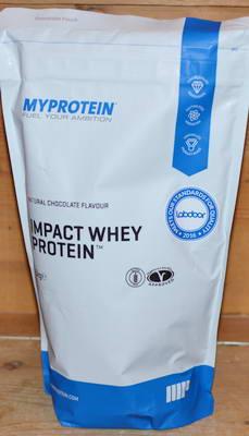myprotein impact whey